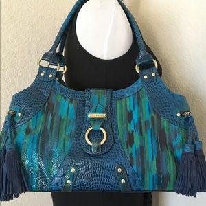 Designer  bag leather bag multi color shoulder bag